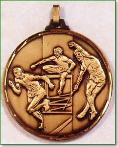 Male Athletics Medal 1
