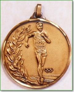 Walking Medal 1