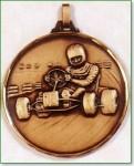 Go-Kart Medal