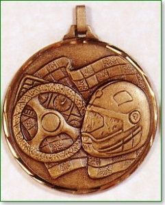 Driving Medal 1