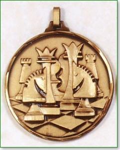 Chess Medal 1