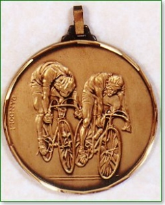 Cycling Medal 1