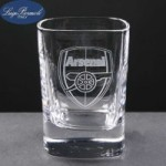 2oz Strauss Engraved Shot Glasses