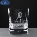 Strauss Whisky Glass