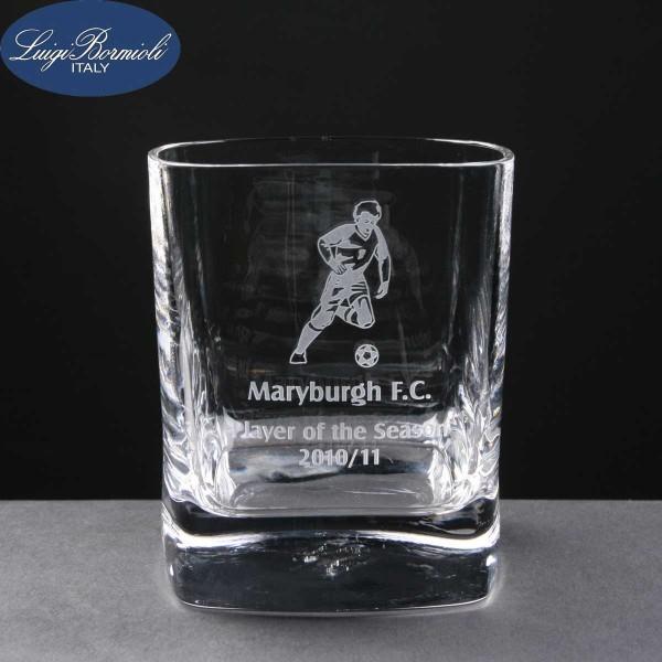 Strauss Whisky Glass 1