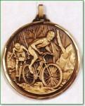 Mountain Bike Medal