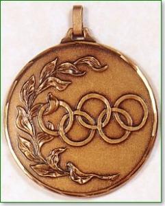 Olympics Medal 1