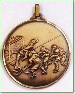 Ice Hockey Medal 1