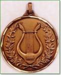 Harp Medal