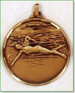 Female Swimming Medal 1