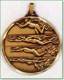 Swimming Medal 1