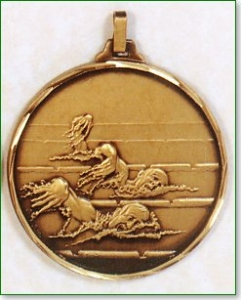 Male Swimming Medal 1