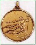 Female Swimming Medal