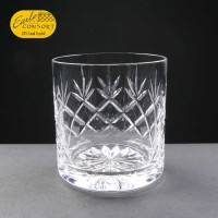 Earle Crystal Whisky Glass With Panel For Engraving 1