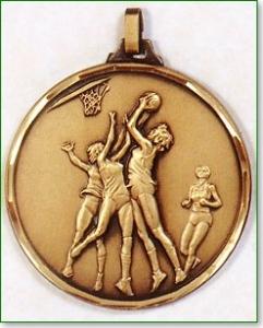 Netball Medals 1
