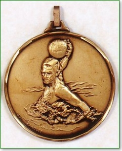Water Polo Medal 1