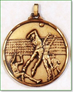 Volley Ball Medal  1