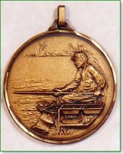 Fishing Medal 1