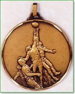 Rugby Medals 1