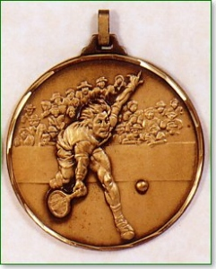 Male Tennis Medal 1