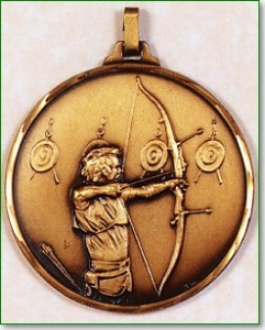 Archery Medal 1