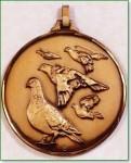 Pigeon Medal