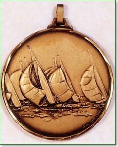 Sailing Medal 1