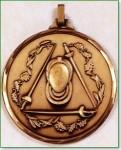 Fencing Medal