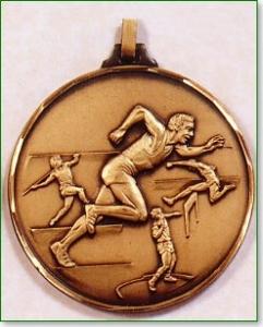 Male Athletics Medal 1