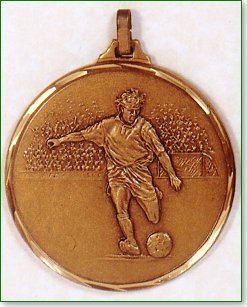 Football Medals 1