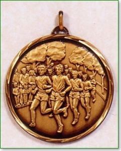 Marathon Medal 1