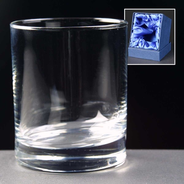 Islande Engraved Whisky Glasses Supplied In A Presentation Box. Price Includes Engraving