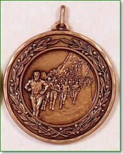 Marathon Medal – 50mm 1