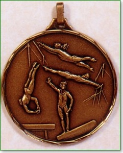 Gymnastics Medals 1