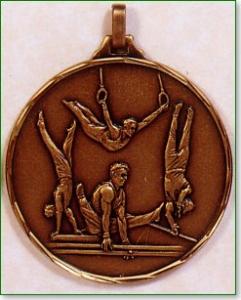 Male Gymnastics Medal 1