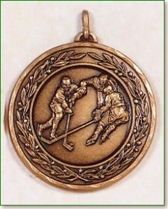 Ice Hockey Medal – 50mm 1