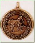 50mm BMX Medals