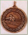 Rowing Medal - 50mm