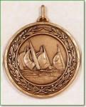 Sailing Medal - 50mm