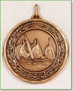 Sailing Medal – 50mm 1
