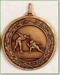 Fencing Medal - 50mm