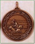 Female Swimming Medal - 50mm