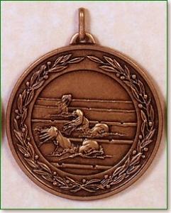 Female Swimming Medal – 50mm 1