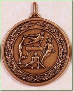 Gymnastics Medal – 50mm 1