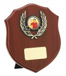 Small Wooden Shields