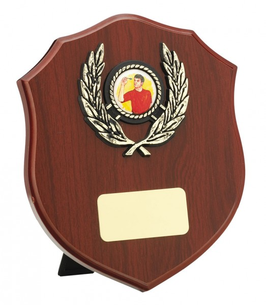 Small Wooden Shields 1