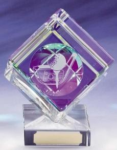 Cube Golf Trophies 1