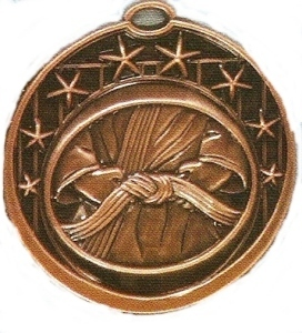 Martial Arts Medal 1