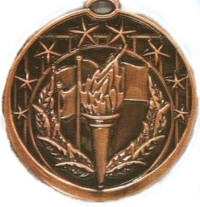Victory Torch Medal  1