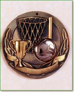 Netball Medal 1